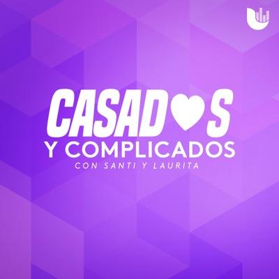 Casados y complicados, con Santi y Laurita:Univision