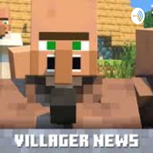 a day in the life of a minecraft villager