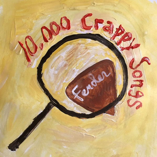 10,000 Crappy Songs: A Musical Detective Story by Dan Bern