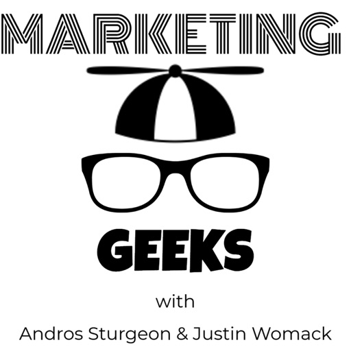 Cover image of Marketing Geeks