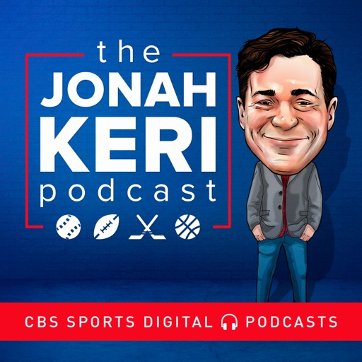 Cover image of The Jonah Keri Podcast