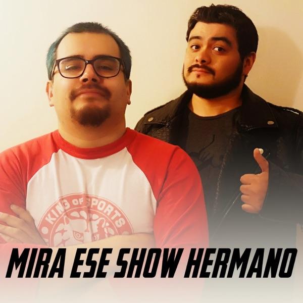 ¡Mira ese show hermano!