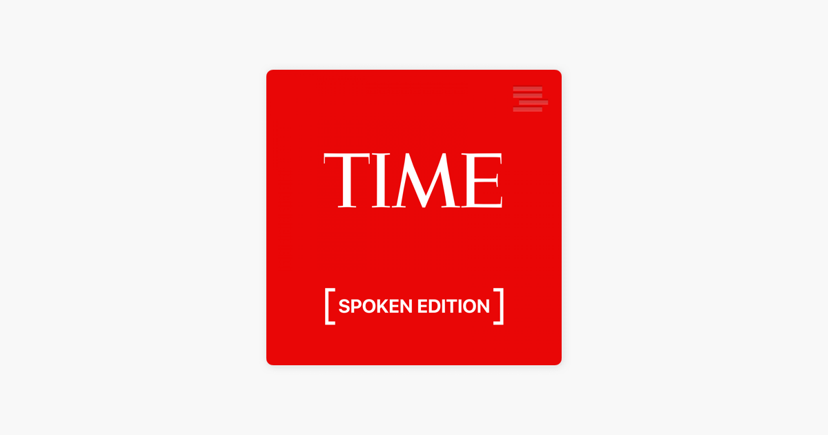TIME's The Brief on Apple Podcasts