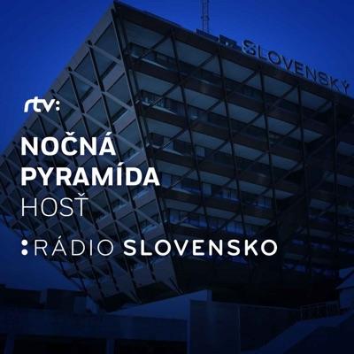 Nočná pyramída - hosť:RTVS