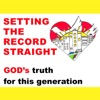 Setting the Record Straight: God's truth for this generation artwork