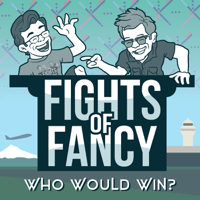 Fights of Fancy Podcast podcast