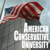 American Conservative University artwork