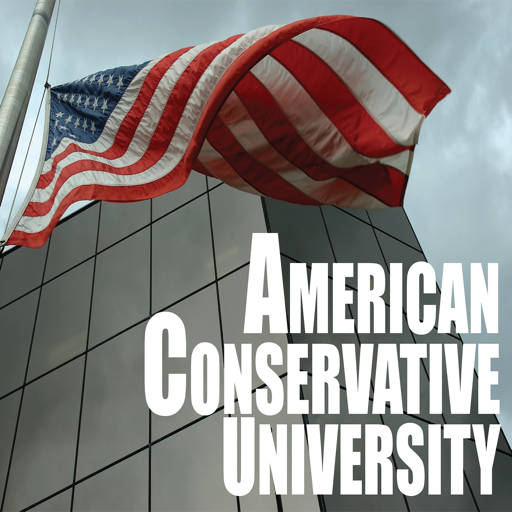 Cover image of American Conservative University Podcast