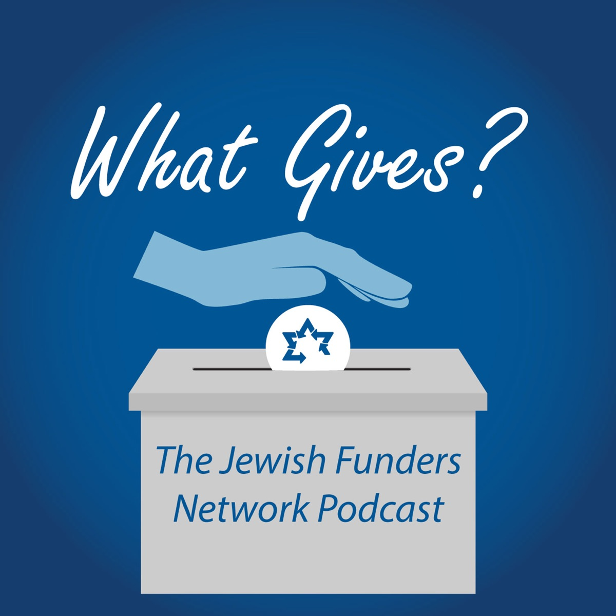 What Gives? The Jewish Philanthropy Podcast