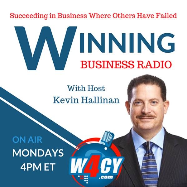 Winning Business Radio Artwork