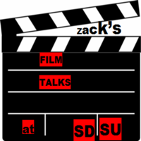 Zack's Film Talks at SDSU podcast