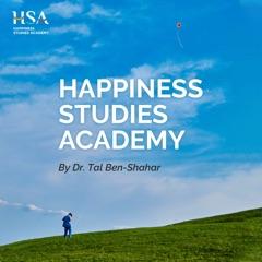 Happiness Studies Academy - Dr. Tal Ben-Shahar