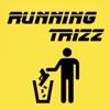 RUNNING TRIZZ artwork