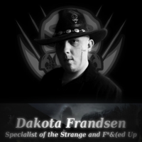 Specialist of the Strange podcast