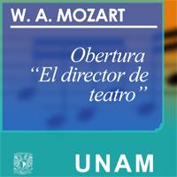 """Obertura """"El director de teatro"""""""