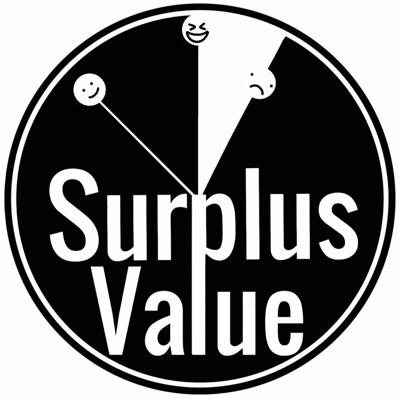 剩余价值SurplusValue:剩余价值SurplusValue