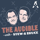 Image of The Audible with Stew & Bruce: A show about college football podcast