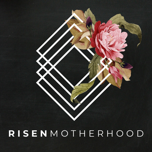 Cover image of Risen Motherhood