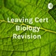 Leaving Cert Biology Revision