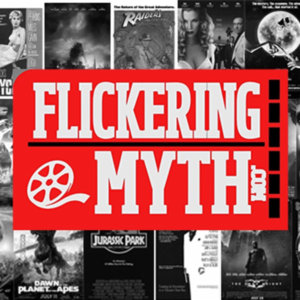 Flickering Myth banner backdrop