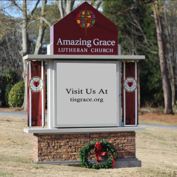 Amazing Grace Lutheran Church Sermon Series
