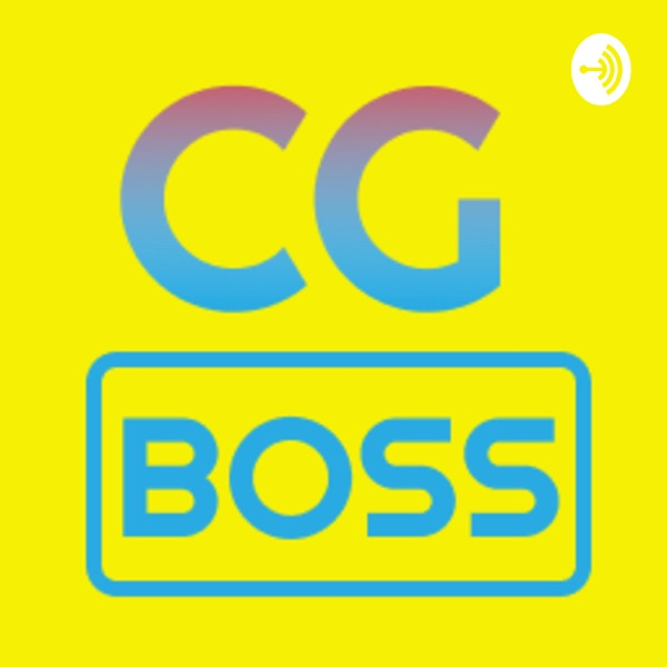 CG BOSS Podcast - Animation, Games and Story Worlds Business