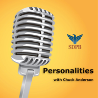 """""""Personalities"""" with Chuck Anderson podcast"""
