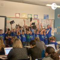 JD Price Elementary School featuring the iTEAM Kids podcast