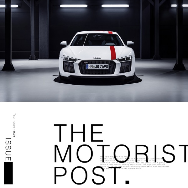 THE MOTORIST POST 4K29