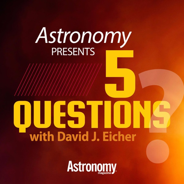 5 Questions with David J Eicher