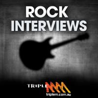 Triple M Rock Interviews podcast