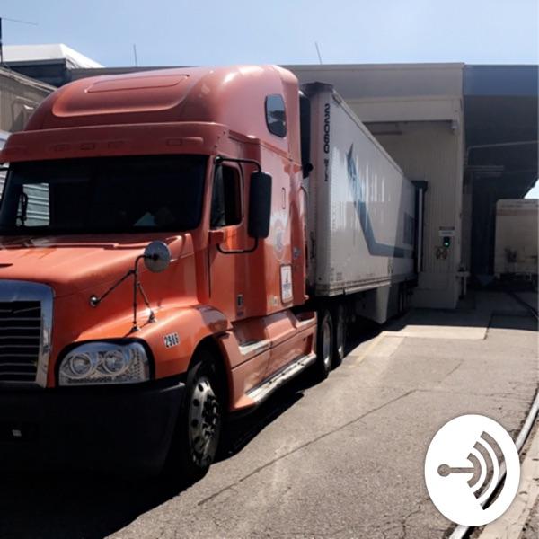 Chicago intermodal Trucker