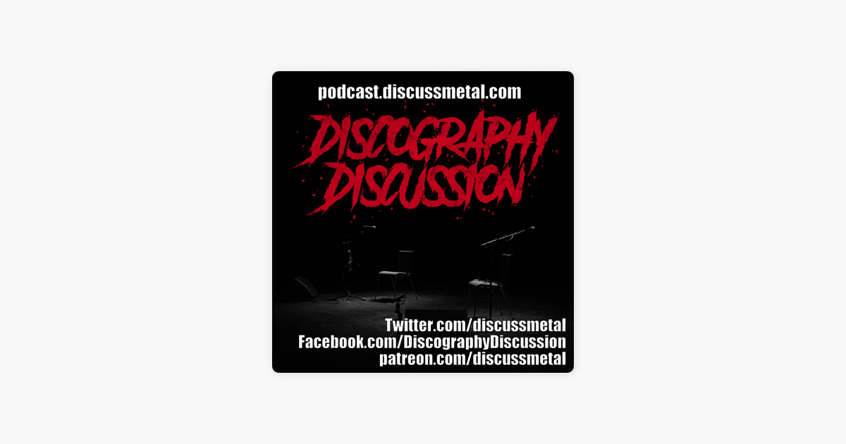 Discography Discussion: Episode 121: Deftones - Discography