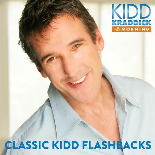 Cover image of Classic Kidd Kraddick Flashbacks