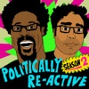 Politically Re-Active with W. Kamau Bell & Hari Kondabolu artwork