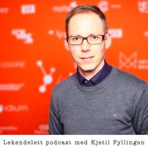 Lekendelett Podcast - med Kjetil Fyllingen