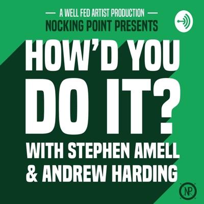 How'd You Do It?:Stephen Amell & Andrew Harding & Studio 71