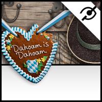 Dahoam is Dahoam - Audiodeskription podcast