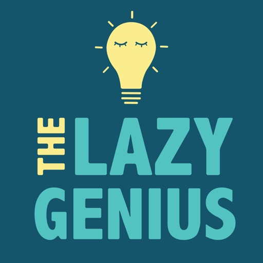 Cover image of The Lazy Genius Podcast