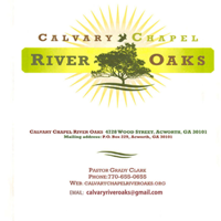 Calvary Chapel River Oaks podcast
