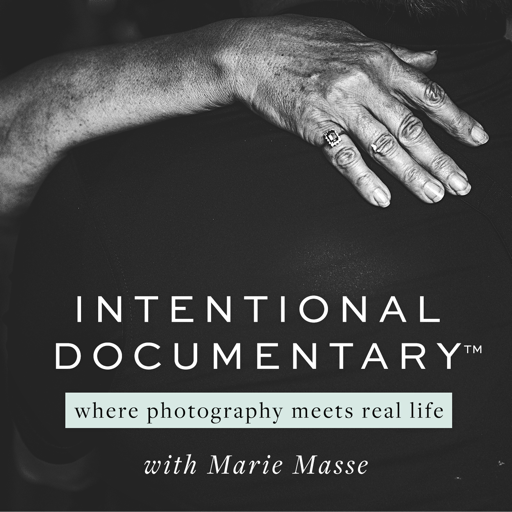 Cover image of The Intentional Documentary Podcast