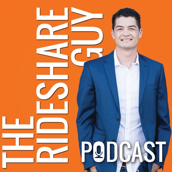 The Rideshare Guy Podcast podcast show image