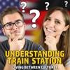 Understanding Train Station artwork