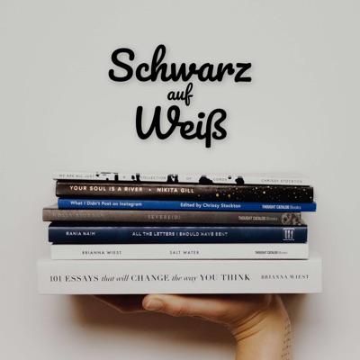 Schwarz auf Weiß - der Bücherpodcast