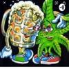 Booze and Buds  artwork