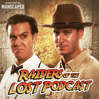 Raiders Of The Lost Podcast:James and Anthony Deveney