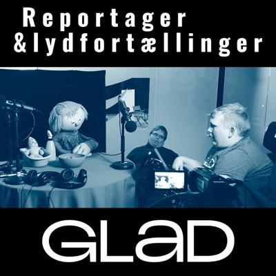 RADIO GLAD - Inde i studiet og ude i verden