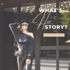 WHAT'S HER STORY? artwork