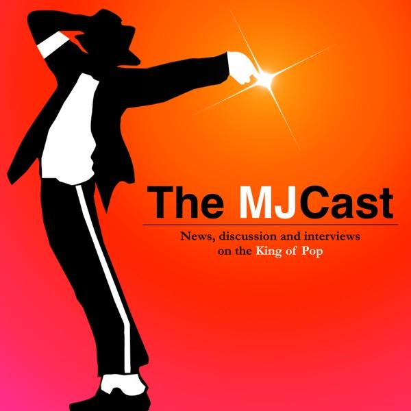 The MJCast - A Michael Jackson Podcast banner backdrop