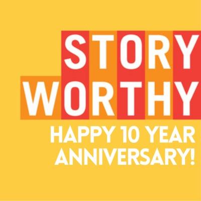Story Worthy:Christine Blackburn / Story Worthy Media
